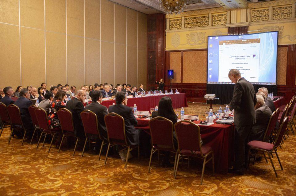 Temario del congreso continental de derecho cooperativo