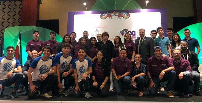 Emocionante jornada maratónica del 1er Hackathon Cooperativo en San José De Costa Rica